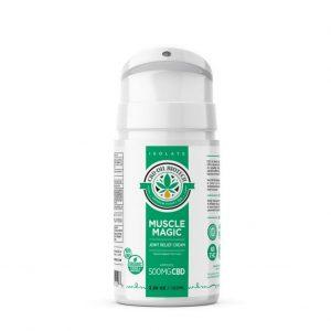 Diamondcbd CBD Oil Biotech Muscle Magic Joint Relief Cream - 500mg